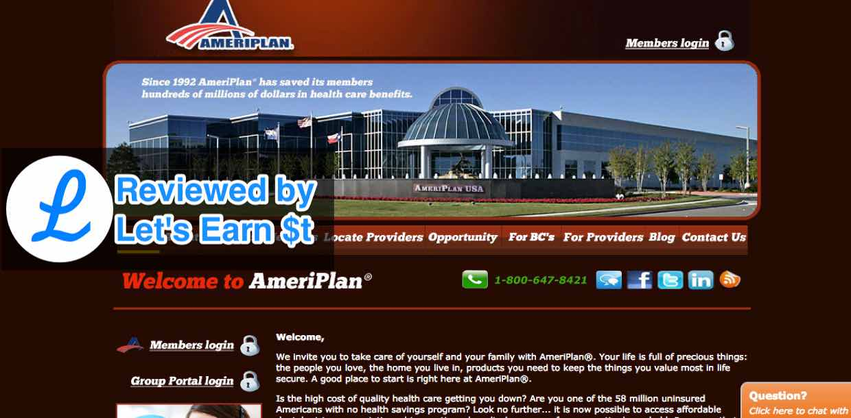 AmeriPlan scam review – Does it work?