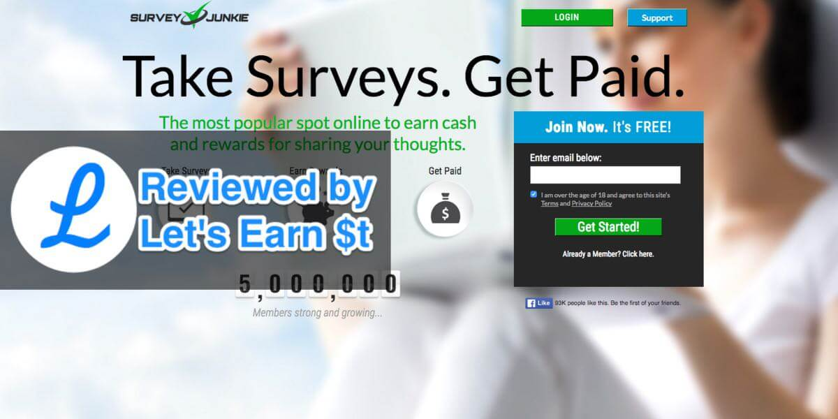 Survey Junkie Review (2017) – Is It Real?